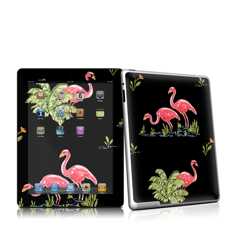 Flamingos iPad 2nd Gen Skin