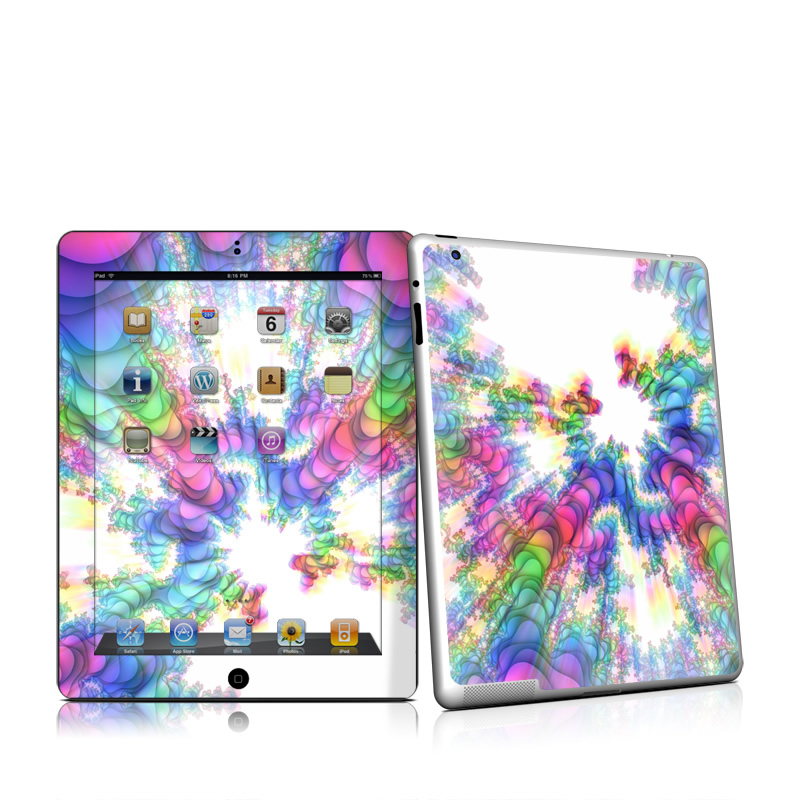 Flashback Apple iPad 2 Skin