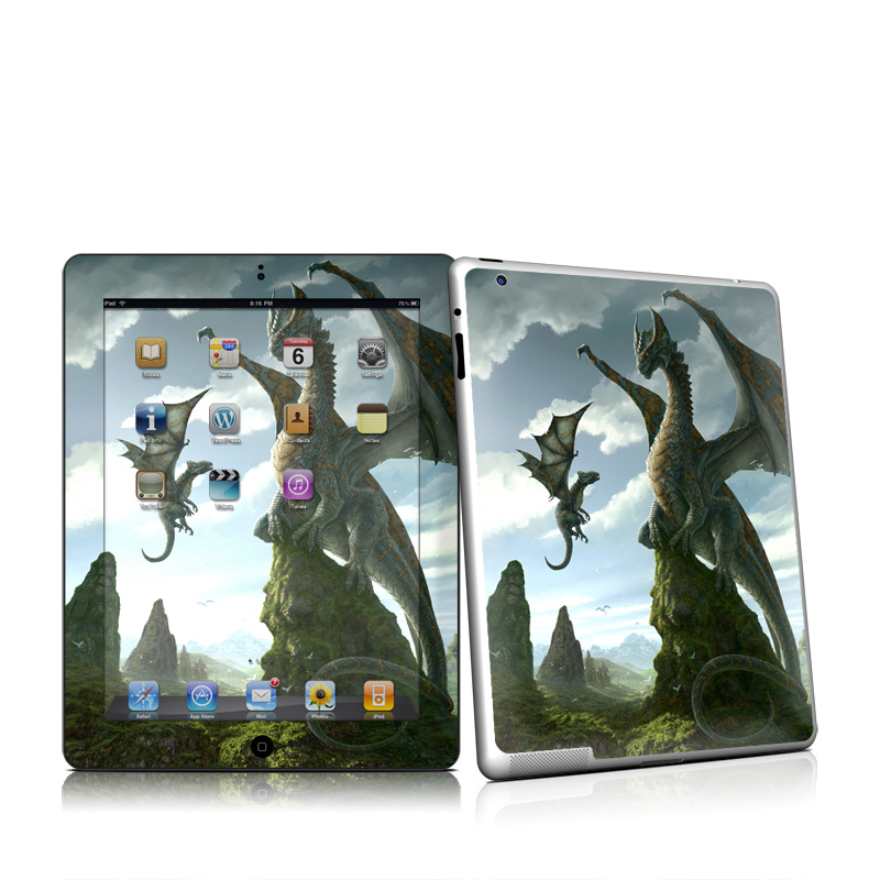 First Lesson Apple iPad 2 Skin