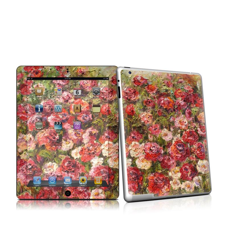 Fleurs Sauvages iPad 2nd Gen Skin