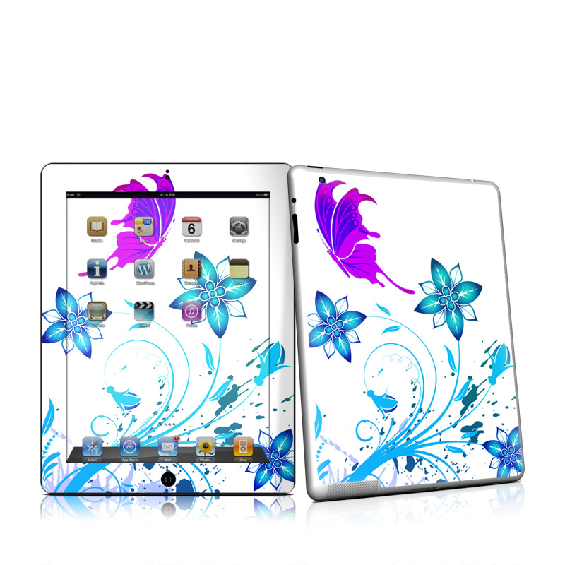 Flutter Apple iPad 2 Skin