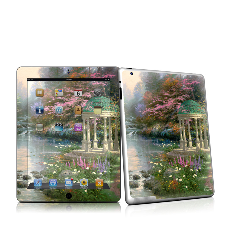 Garden Of Prayer iPad 2nd Gen Skin