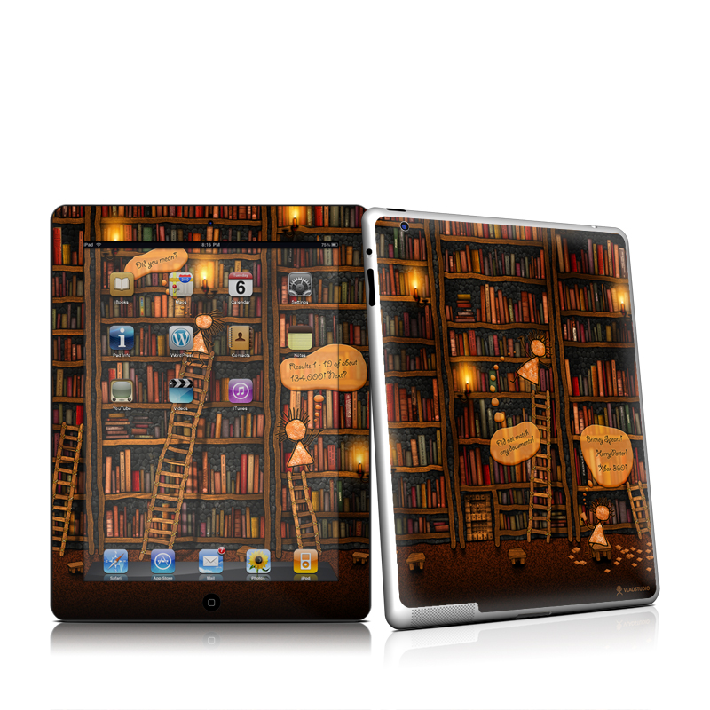 Google Data Center Apple iPad 2 Skin