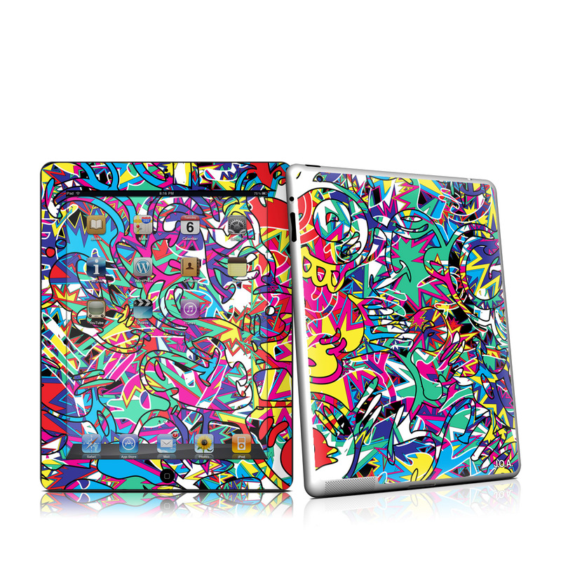 Graf iPad 2nd Gen Skin