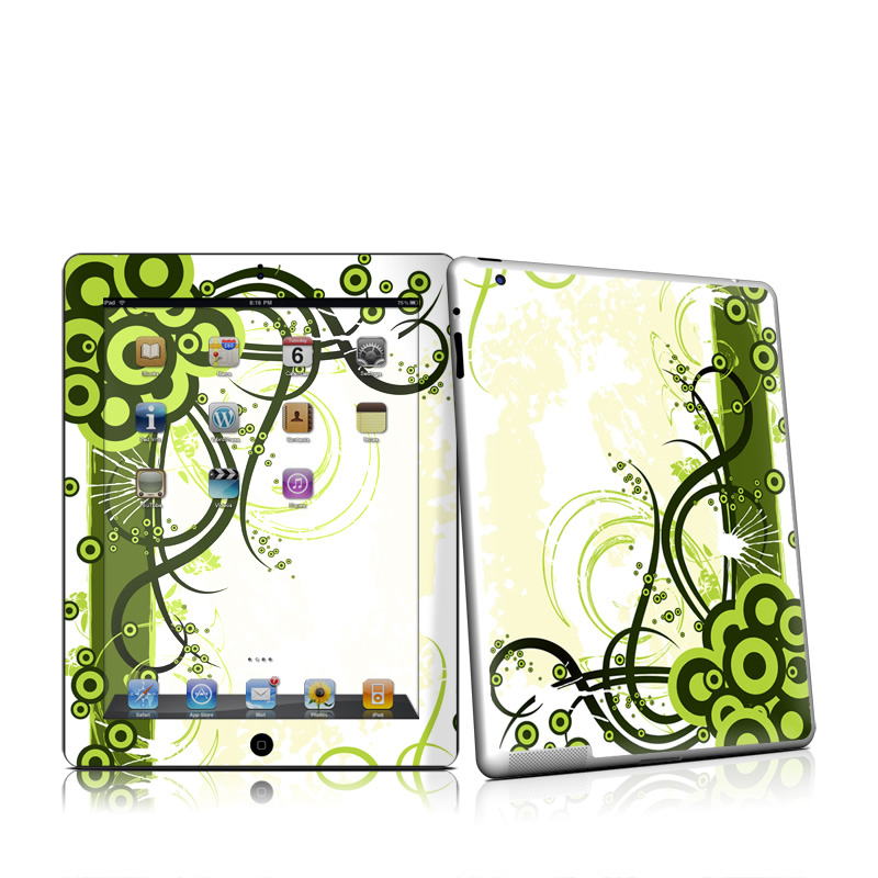 Gypsy Apple iPad 2 Skin