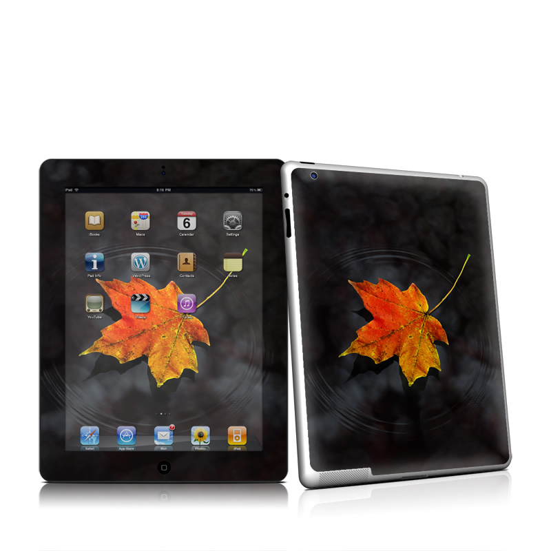Haiku Apple iPad 2 Skin