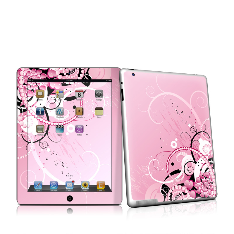 Her Abstraction Apple iPad 2 Skin