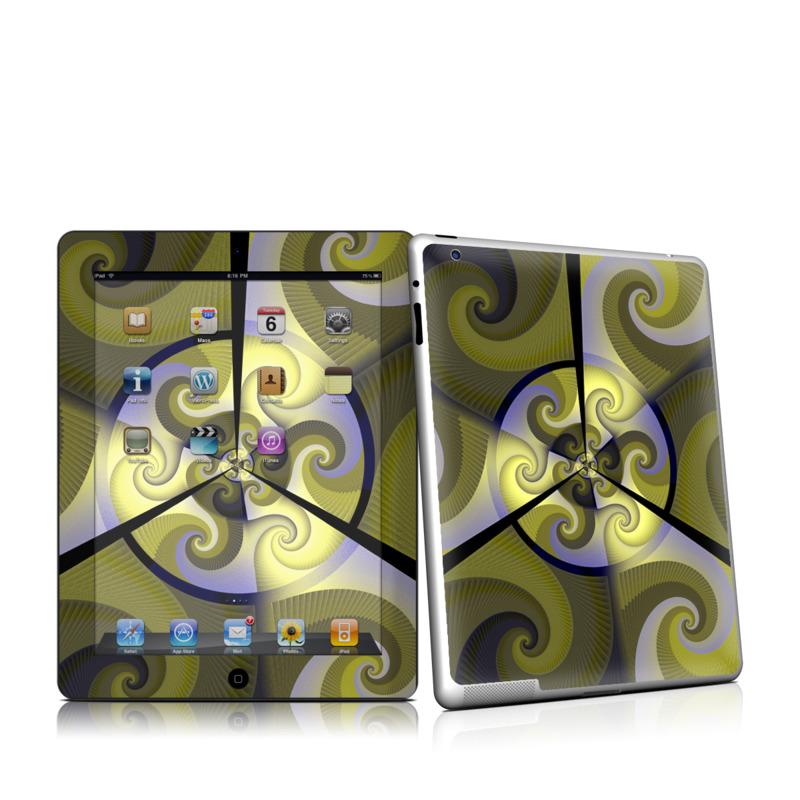 Jazz Transfusion Apple iPad 2 Skin