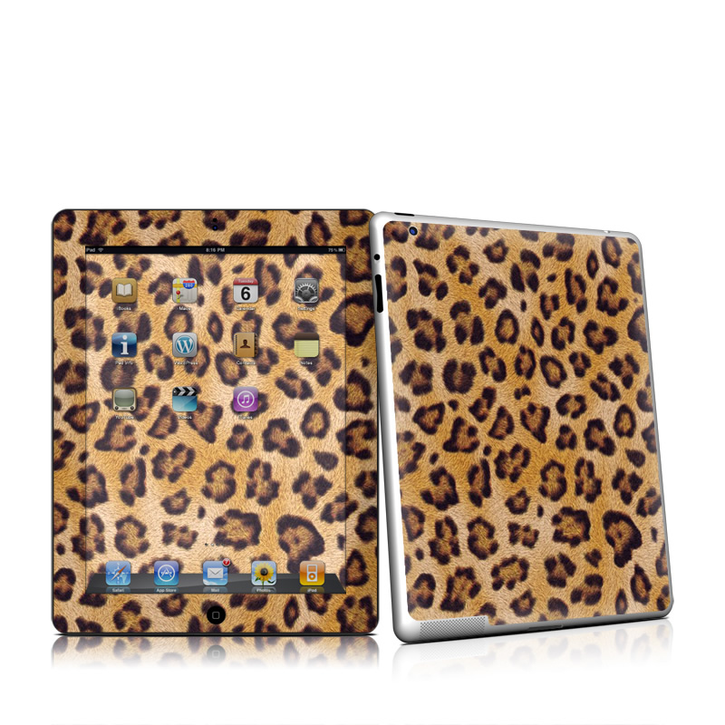 Leopard Spots Apple iPad 2 Skin