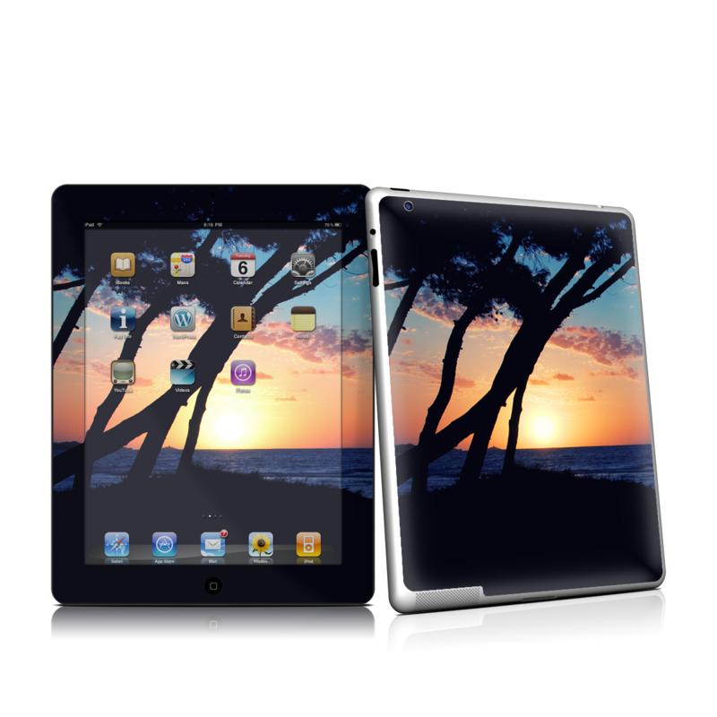Mallorca Sunrise iPad 2 Skin