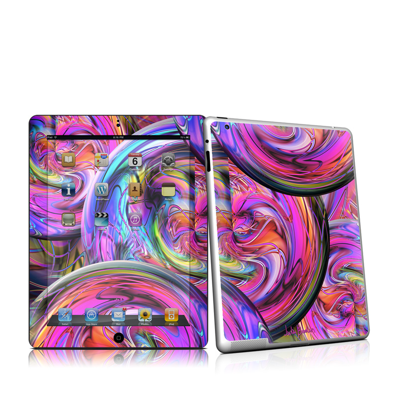 Marbles Apple iPad 2 Skin