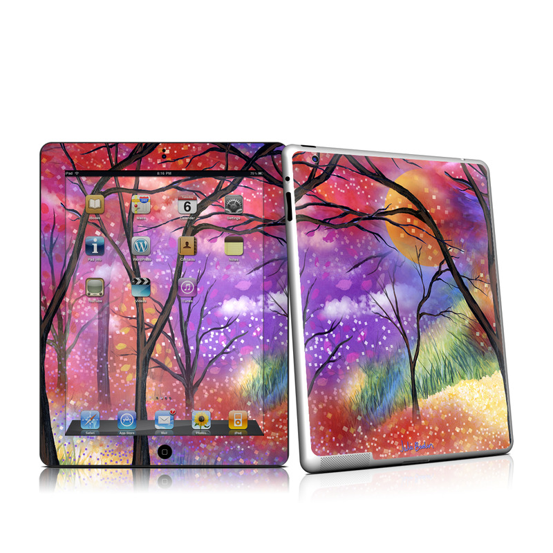Moon Meadow iPad 2nd Gen Skin