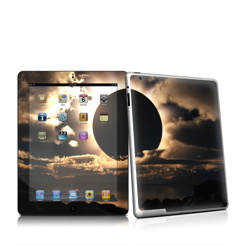 Moon Shadow Apple iPad 2 Skin