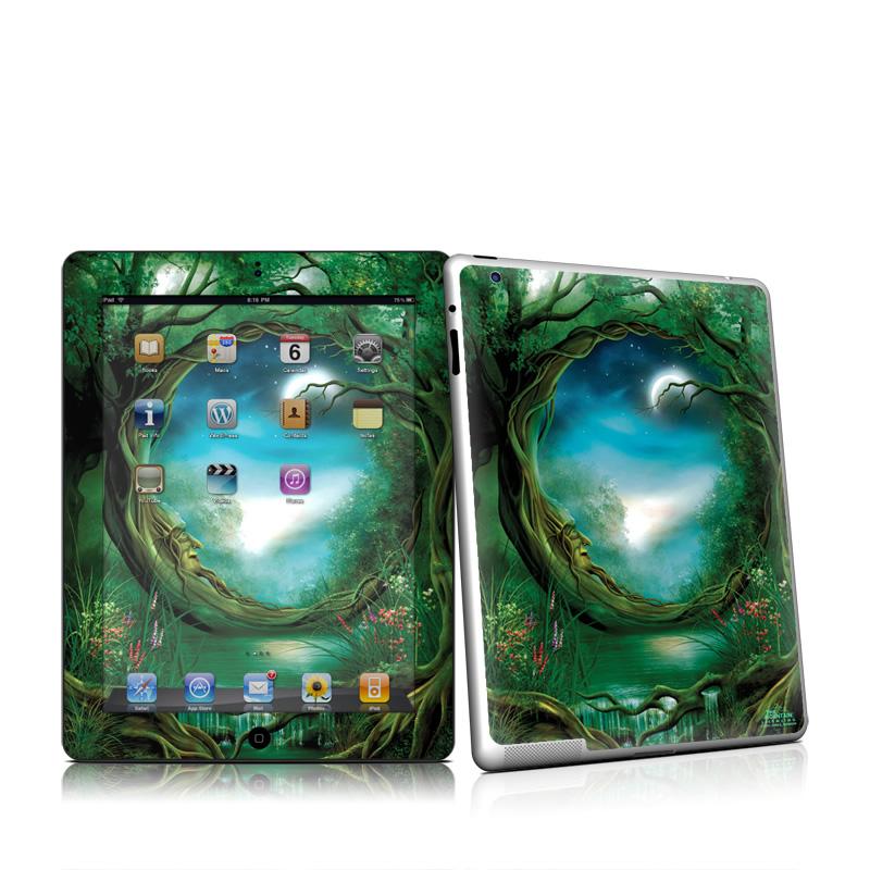 Moon Tree iPad 2 Skin
