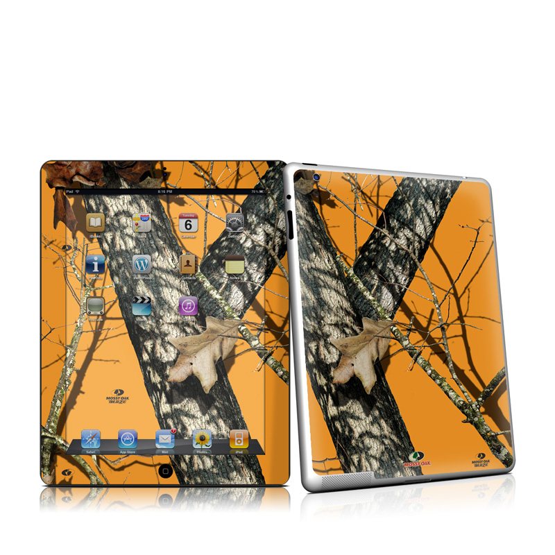 Blaze Apple iPad 2 Skin
