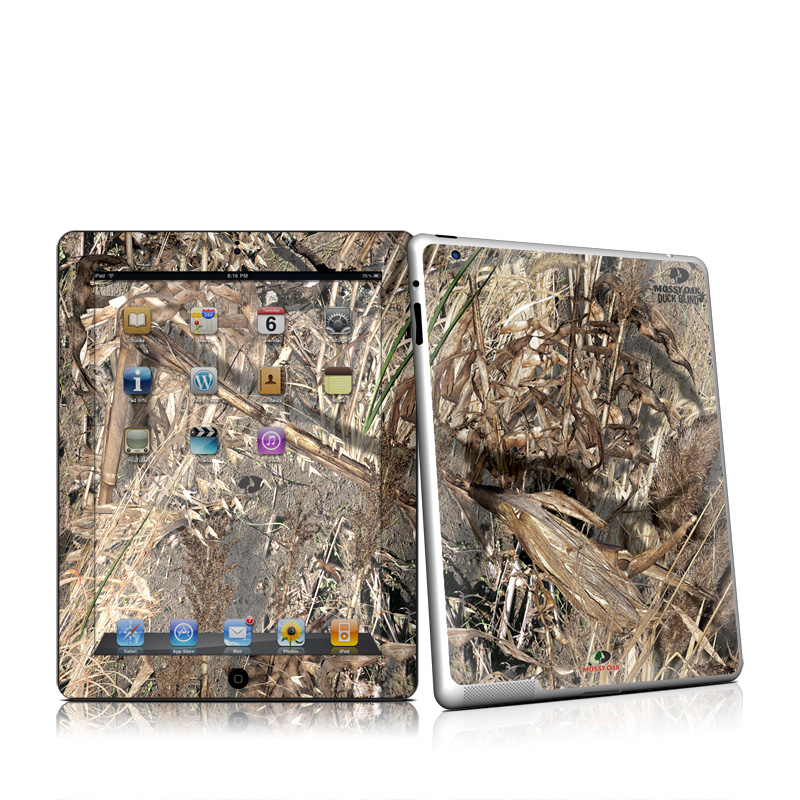 Duck Blind Apple iPad 2 Skin