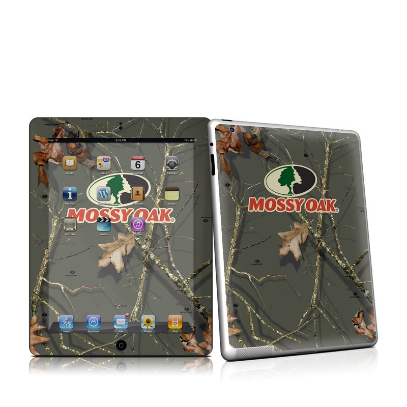 iPad 2nd Gen Skin design of Organism, Adaptation, Plant, Tree, Branch, Twig, Insect with black, red, green, gray colors