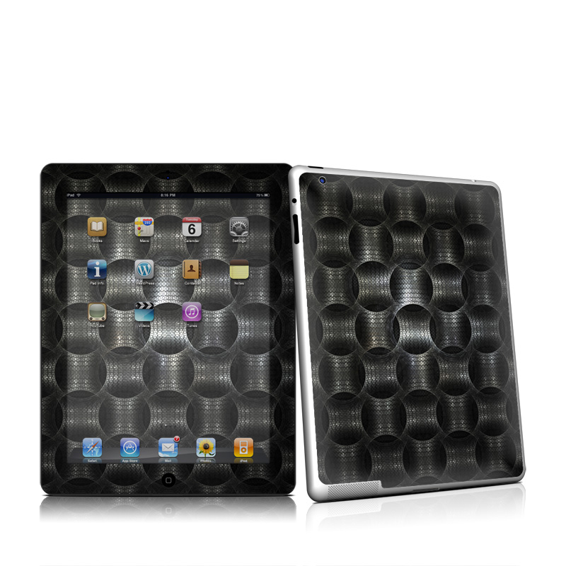 Metallic Weave iPad 2nd Gen Skin
