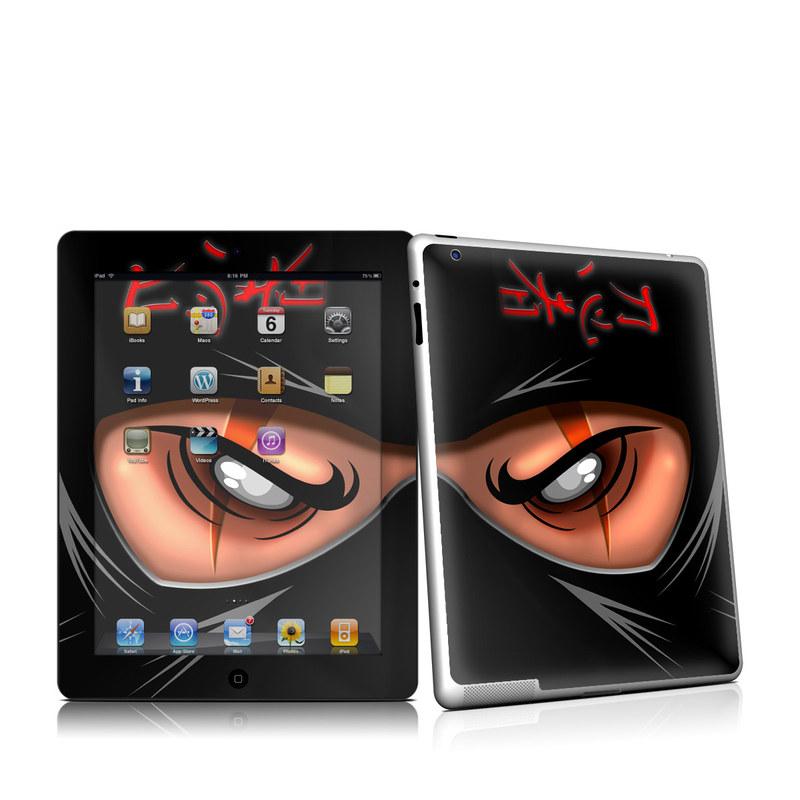 Ninja iPad 2 Skin