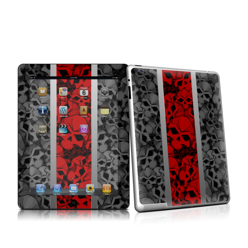 Nunzio iPad 2nd Gen Skin