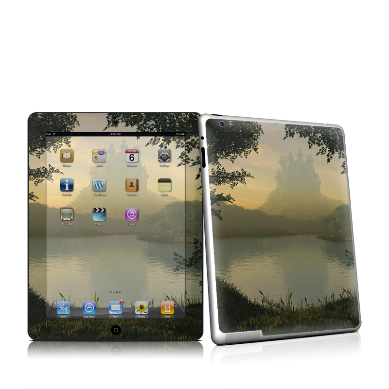Once Upon A Time iPad 2nd Gen Skin