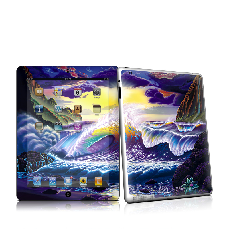 Passion Fin Apple iPad 2 Skin