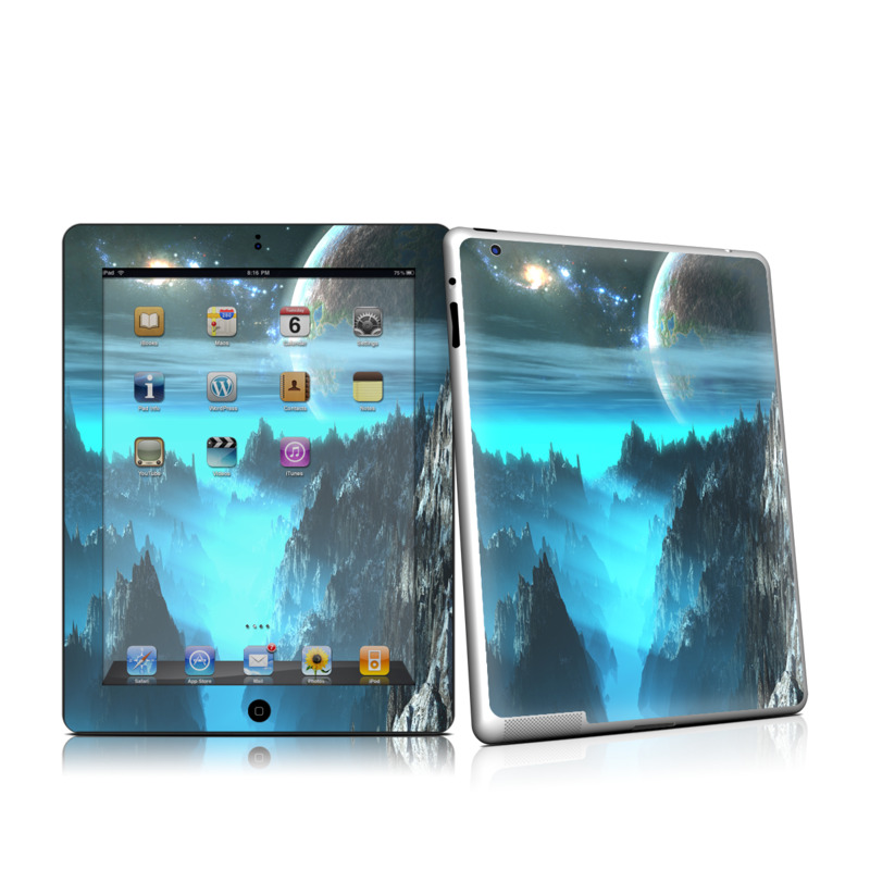 Path To The Stars iPad 2nd Gen Skin