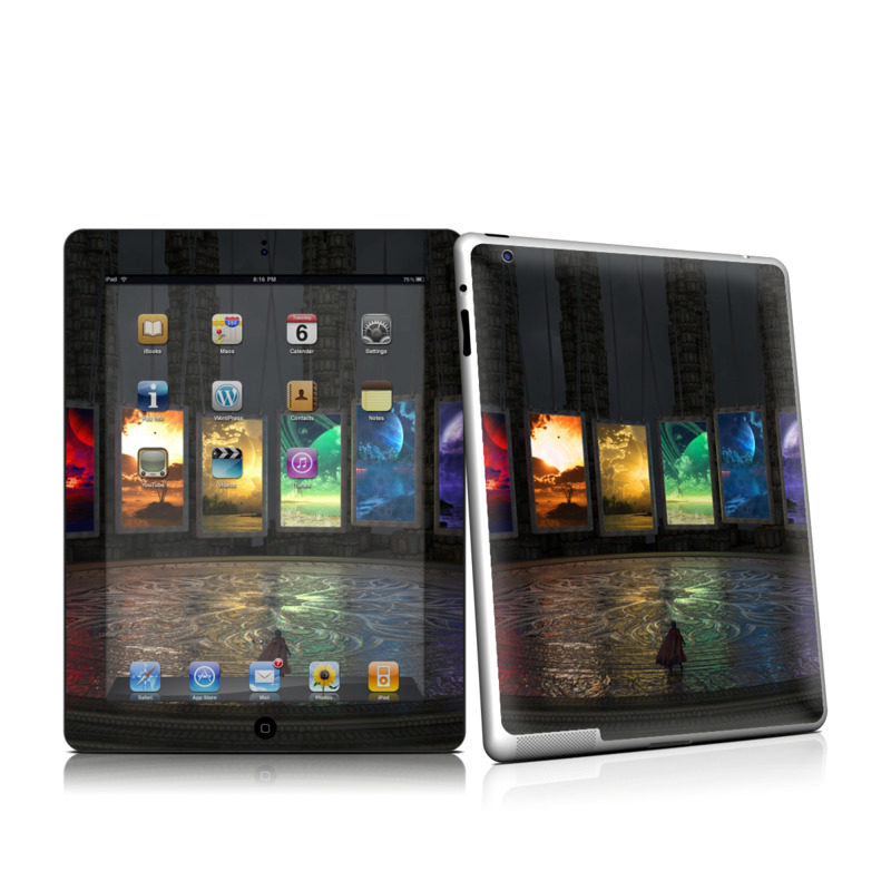 Portals iPad 2 Skin