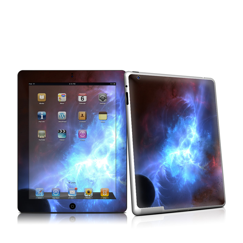 Pulsar iPad 2nd Gen Skin