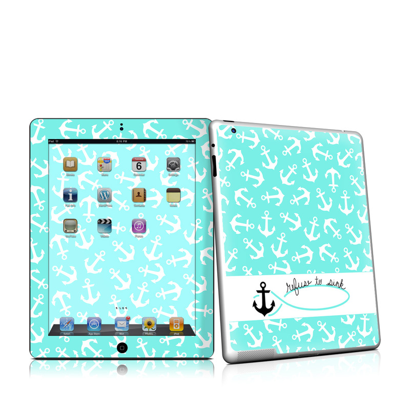 Refuse to Sink iPad 2nd Gen Skin