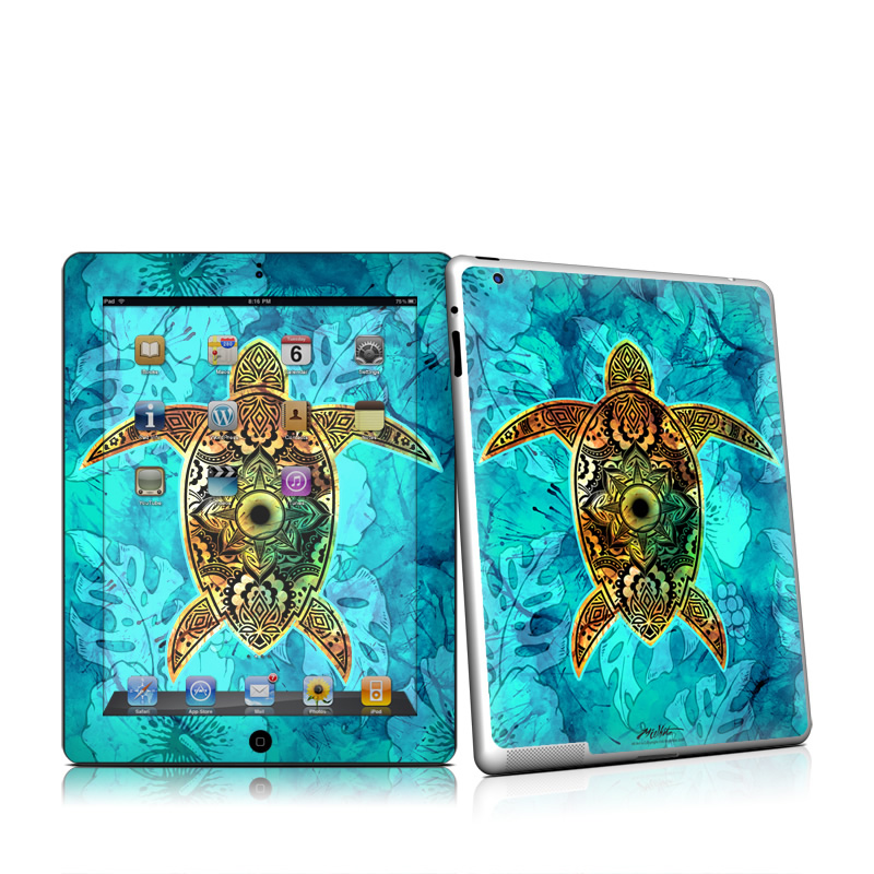 Sacred Honu Apple iPad 2 Skin