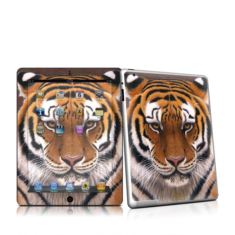 Siberian Tiger iPad 2nd Gen Skin