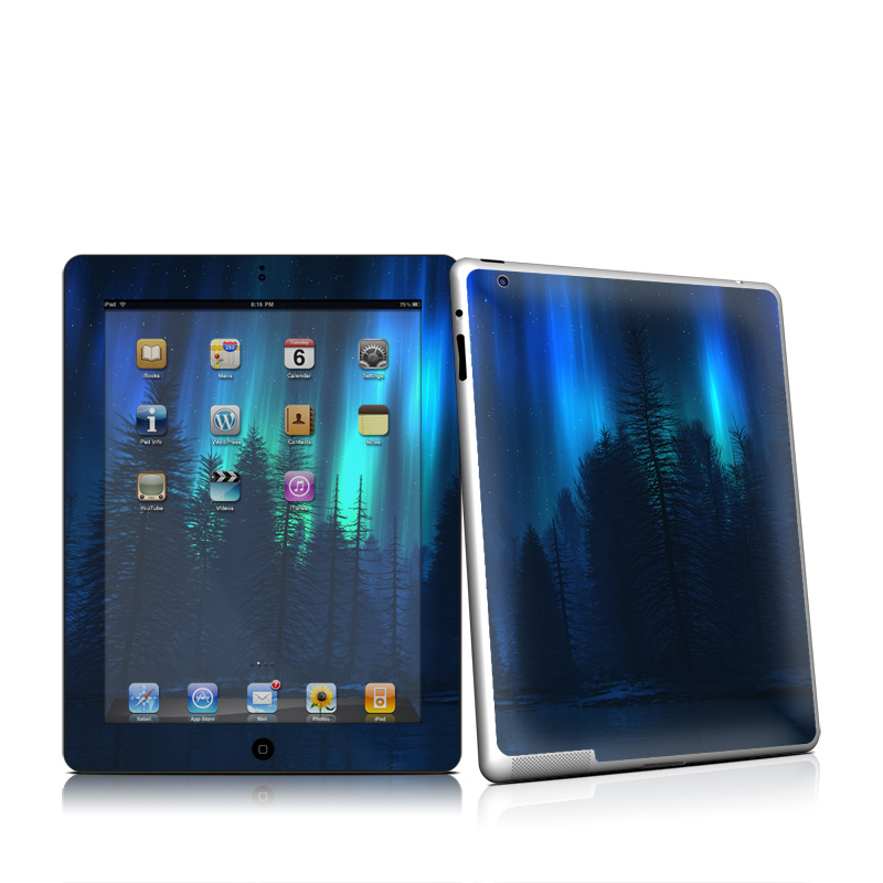 Song of the Sky Apple iPad 2 Skin
