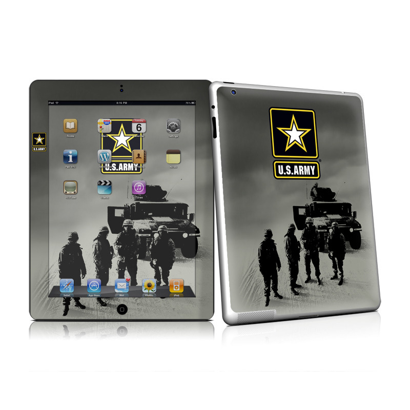 Soldiers All Apple iPad 2 Skin