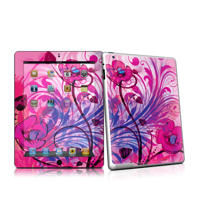Spring Breeze iPad 2nd Gen Skin