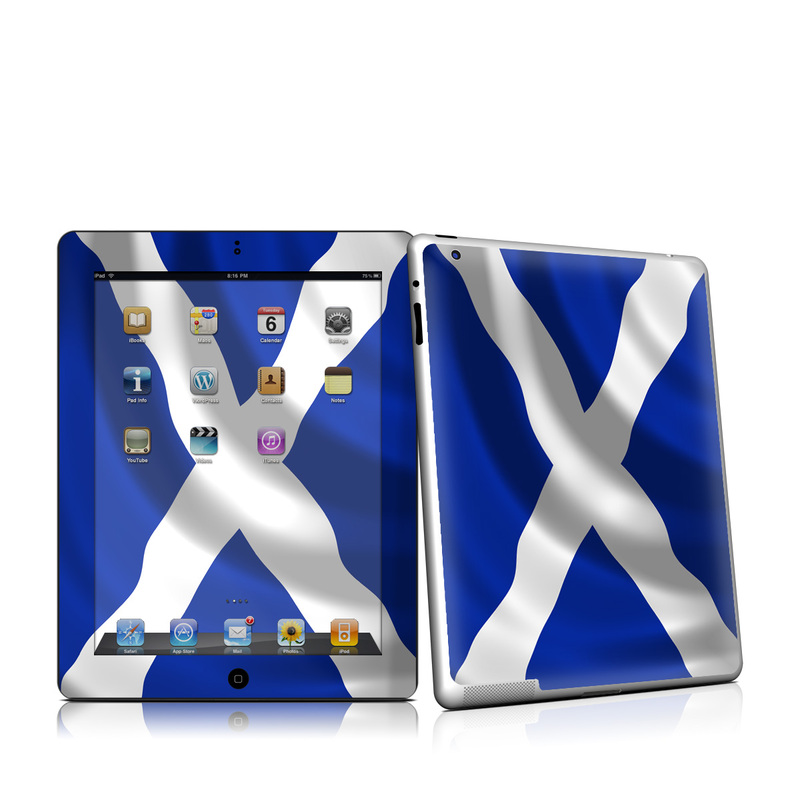 St. Andrew's Cross iPad 2nd Gen Skin