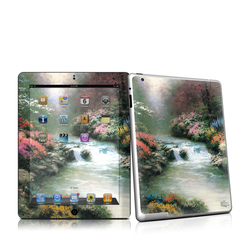 Beside Still Waters Apple iPad 2 Skin