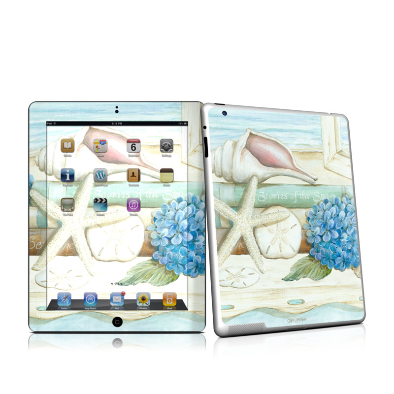 Stories of the Sea iPad 2 Skin