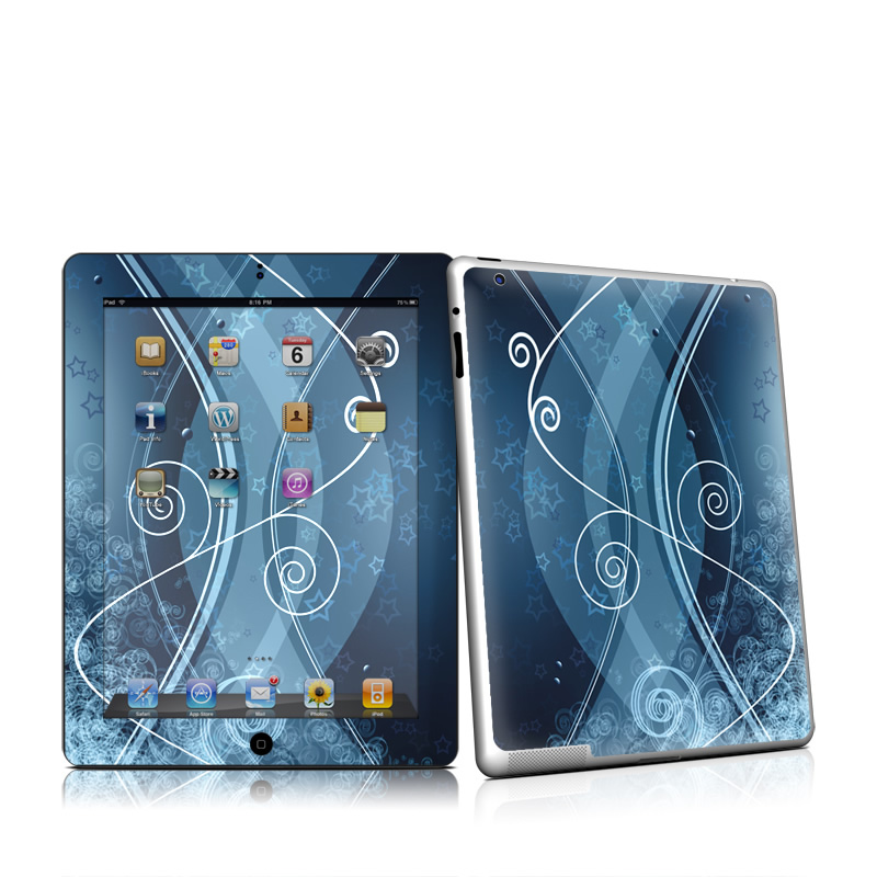 Superstar Apple iPad 2 Skin