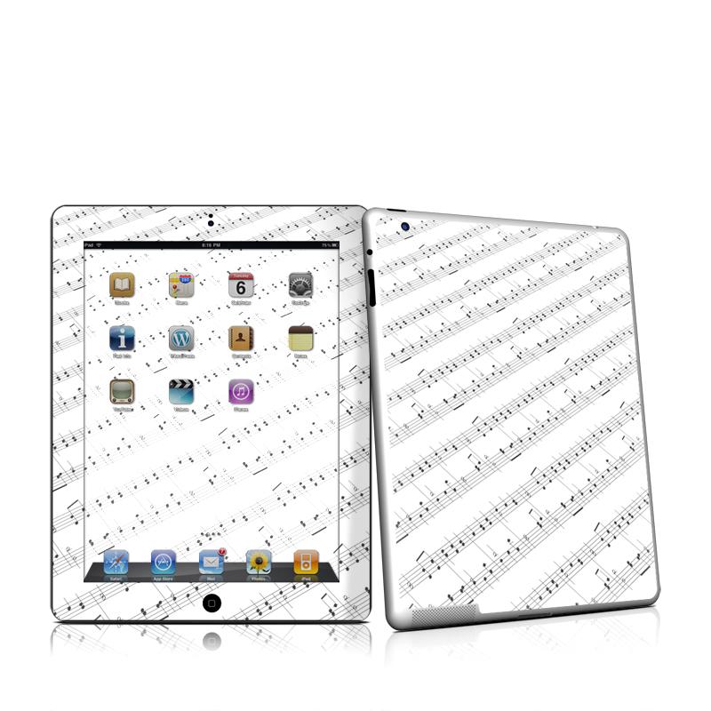 Symphonic Apple iPad 2 Skin