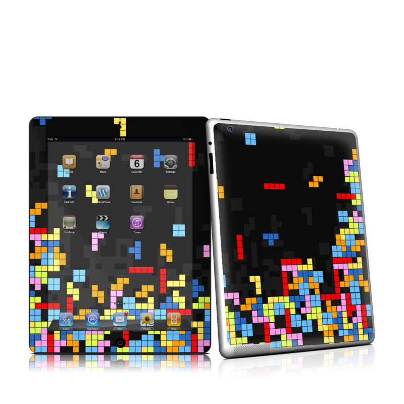 Tetrads iPad 2nd Gen Skin