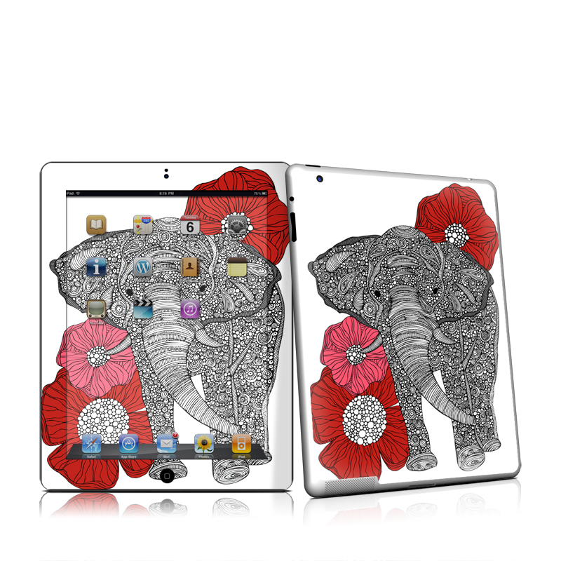 The Elephant Apple iPad 2 Skin