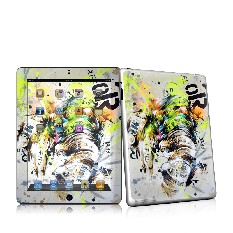 Theory Apple iPad 2 Skin