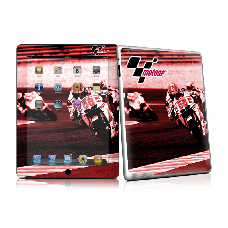 Throttle iPad 2nd Gen Skin
