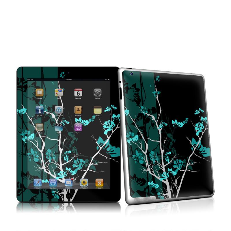 Aqua Tranquility iPad 2nd Gen Skin