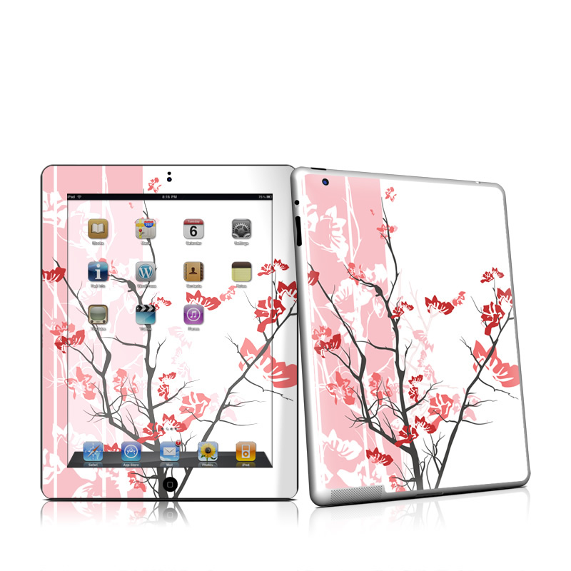 Pink Tranquility Apple iPad 2 Skin