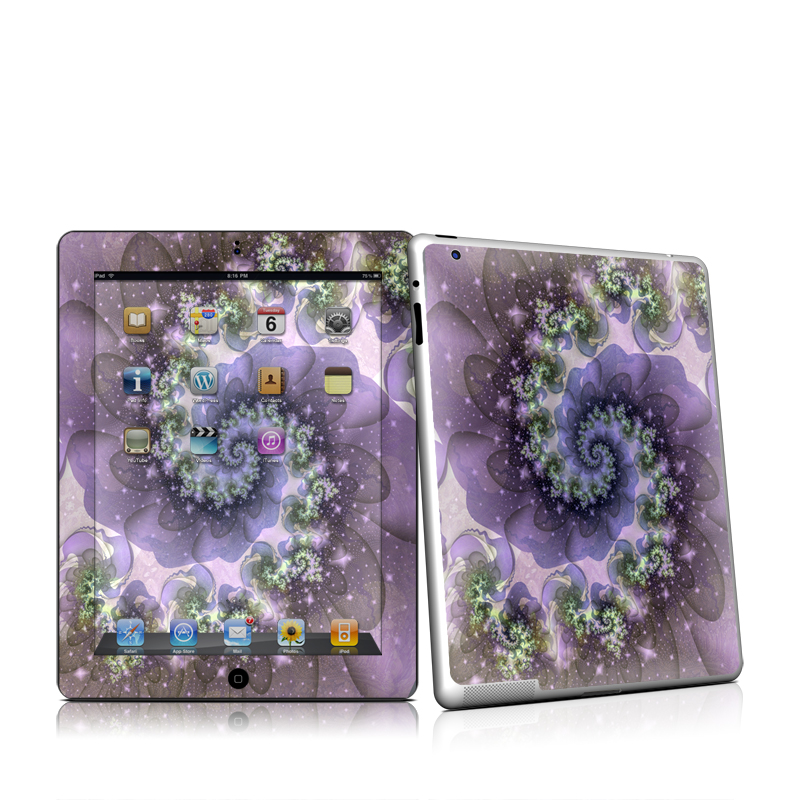 Turbulent Dreams iPad 2nd Gen Skin