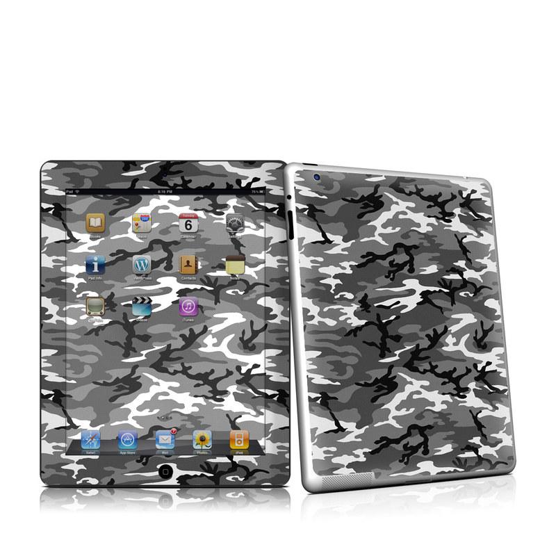 Urban Camo iPad 2 Skin