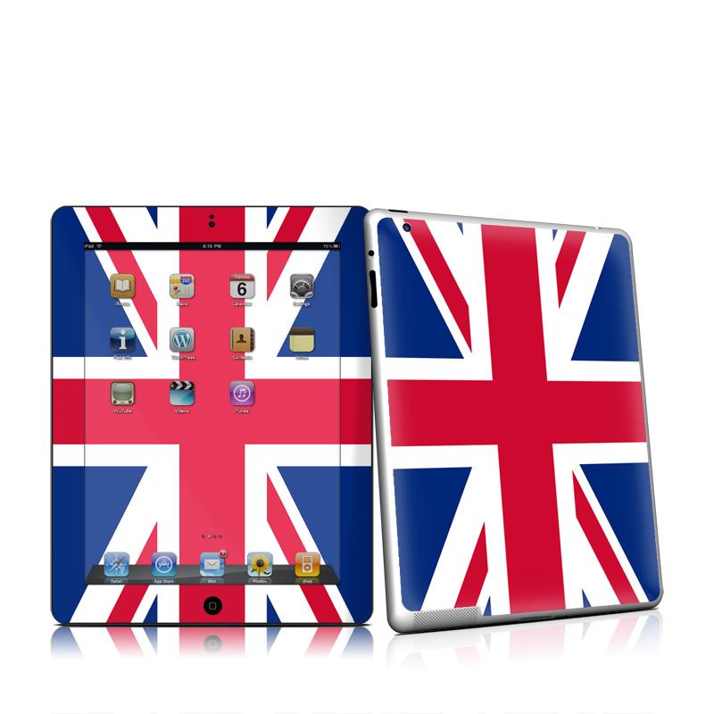 Union Jack iPad 2nd Gen Skin