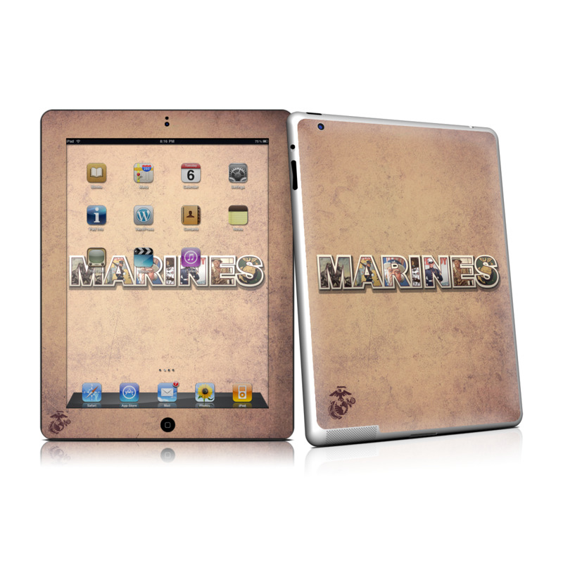 Vintage Poster Apple iPad 2 Skin
